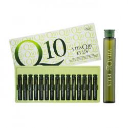 Ампулы для интенсивного лечения повреждённых волос Incus Vita Q10 Plus Hair Аmpoules