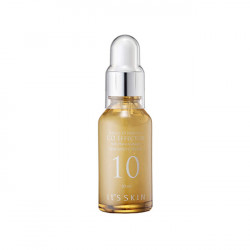 Высококонцентрированная сыворотка для лица с растительным коллагеном It's Skin Power 10 Formula CO Effector