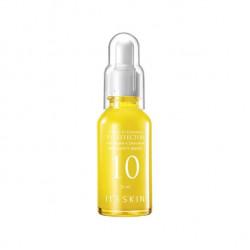 Тонизирующая сыворотка для лица с витамином С и экстрактом зелёного чая Power 10 Formula Vc Effector
