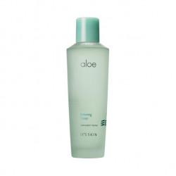 Успокаивающий тонер для лица с экстрактом сока алоэ вера It's Skin Aloe Relaxing Toner