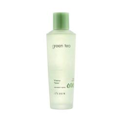 Тонер для жирной и комбинированной кожи с зеленым чаем It's Skin Green Tea Watery Toner