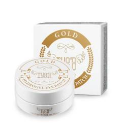 Патчи для кожи вокруг глаз с 24-каратным коллоидным золотом IYOUB Gold Hydrogel Eye Patch