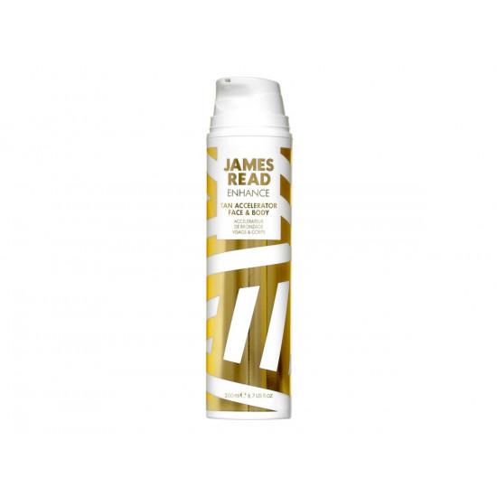 Усилитель загара для лица и тела James Read Enhance Tan Accelerator Face & Body