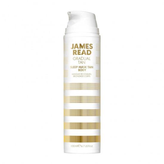 Ночная маска для тела уход и загар James Read Gradual Tan Sleep Mask Tan Body