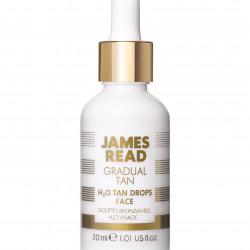 Капли-концентрат – освежающее сияние James Read Gradual Tan H2O Tan Drops Face