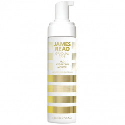 Аква-мусс для загара James Read Gradual Tan H2O Hydrating Mousse