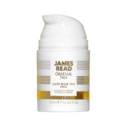 Ночная маска для лица уход и загар James Read Gradual Tan Sleep Mask  Tan Face