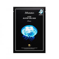 Глубоко увлажняющая тканевая маска с экстрактом медузы JMsolution Active Jellyfish Vital Mask Prime
