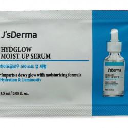 Сыворотка с низкомолекулярной гиалуроновой кислотой JsDerma Hydglow Moist Up Serum