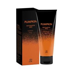 Ночная маска для увлажнения и питания кожи лица с экстрактом тыквы J:ON Pumpkin Revitalizing Skin Sleeping Pack, 50 мл