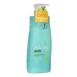 Освежающий кондиционер для жирной кожи головы Kerasys Naturing Refreshing Conditioner