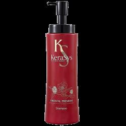 Восстанавливающий шампунь для повреждённых волос Kerasys Oriental Premium Shampoo 470 мл