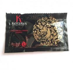 Шампунь от выпадения волос с женьшенем Kerasys Hair Clinic System Fall Control Shampoo 10 мл
