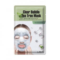 Очищающая кислородная маска с чайным деревом Labute Clear Bubble Tea Tree Mask