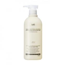 Бессульфатный органический шампунь с эфирными маслами Lador Triplex Natural Shampoo, 530 мл