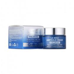 Увлажняющий ампульный крем для лица с гиалуроновой кислотой La miso Ampoule Cream Hyaluronic
