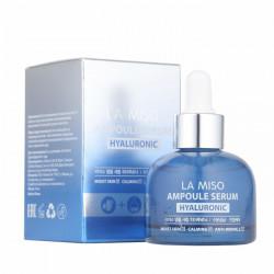Увлажняющая ампульная сыворотка для лица с гиалуроновой кислотой La miso Ampoule Serum Hyaluronic