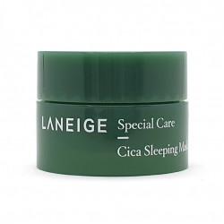 Ночная успокаивающая маска для лица с центеллой Laneige Cica Sleeping Mask