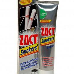 Зубная паста для удаления табачного налёта и запаха изо рта Lion Thailand Zact Smokers