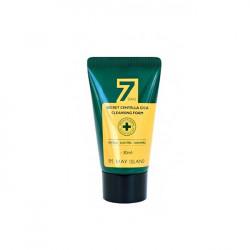 Очищающая пенка для проблемной кожи с экстрактом центеллы May Island 7 Days Secret Centella Cica Cleansing Foam