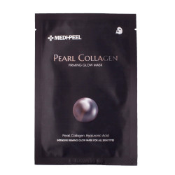 Разглаживающая маска для лица с жемчугом и коллагеном MEDI-PEEL Pearl Collagen Mask