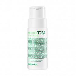 Глубоко очищающая энзимная пудра с чайным деревом Medi-Peel Micro Tea Powder Cleanser
