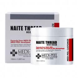 Подтягивающий крем для шеи и зоны декольте с пептидным комплексом MEDI-PEEL Naite Thread Neck Cream
