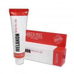 Крем для выравнивания тона кожи, уменьшения пигментации и следов пост-акне MEDI-PEEL Melanon X Cream
