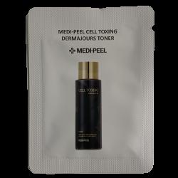 Пробник омолаживающего тонера со стволовыми клетками Medi-Peel Cell Toxing Dermajours Toner