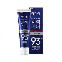 Зубная паста для всей семьи с цеолитом Median Dental IQ 93% Original