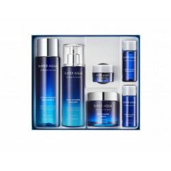 Набор из 6 увлажняющих средств с 10 видами гиалуроновой кислоты MISSHA Super Aqua Ultra Hyalron Set