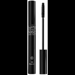 Чёрная тушь с трехмерным эффектом для создания натурального макияжа Missha The Style 3D Mascara