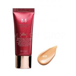 Тональный ВВ-крем для всех типов кожи №.25/Warm Beige Missha M Perfect Cover BB Cream SPF42/PA+++, 20 мл