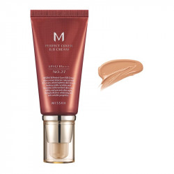 Тональный ВВ-крем для всех типов кожи №.27/Honey Beige Missha M Perfect Cover BB Cream SPF42/PA+++, 50 мл