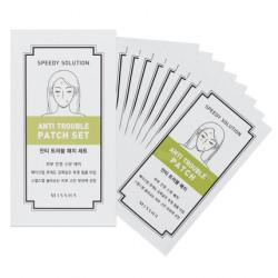 Набор эффективных патчей против несовершенств Missha Speedy Solution Anti Trouble Patch Set