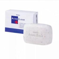 Антибактериальное мыло для лица и тела от угрей и прыщей для проблемной и жирной кожи Mistine Acne Clear Soap