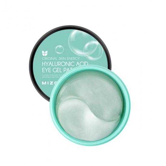 Увлажняющие гидрогелевые патчи с гиалуроновой кислотой Mizon Hyaluronic Acid Eye Gel Patch