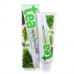 Отбеливающая зубная паста с экстрактом зеленого чая Mukunghwa Tea Catechin Health Clinic