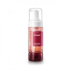 Витаминная пенка для умывания с ягодами клюквы Neogen Dermalogy Real Fresh Foam Cleanser Cranberry