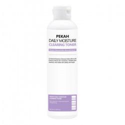 Очищающий тонер для лица с экстрактом брокколи Pekah Daily Moisture Clearing Toner