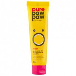"""Восстанавливающий бальзам с ароматом """"Виноградная газировка"""" Pure Paw Paw Ointment Grape 25 мл"""