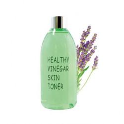 Успокаивающий тонер для лица с экстрактом лаванды Realskin Healthy Vinegar Skin Toner Lavender