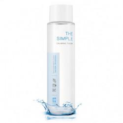 Слабокислотный тонер для чувствительной кожи Scinic The Simple Calming Toner