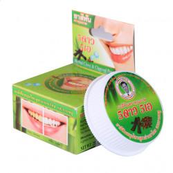 Травяная зубная паста с бамбуковым углем 5 Star Cosmetic Herbal Clove Toothpaste Bamboo Charcoal