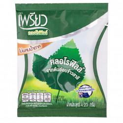 Тайский питьевой хлорофилл для здоровья всей семьи Preaw Instant Chlorophyll Dietary Supplement Powder