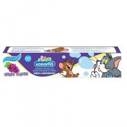 Детская зубная паста «Виноград» Kodomo Grape Toothpaste For Kids