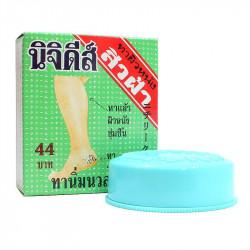 Увлажняющий и смягчающий крем для сухой, грубой, потрескавшейся кожи на руках, ногах, коленях и локтях Nichidi Skin Cream