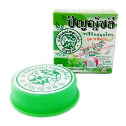 Отбеливающая зубная паста на основе трав Punchalee Thai Herb Toothpaste