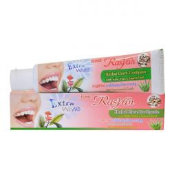 Травяная зубная паста с гвоздикой, алоэ вера и листьями гуавы Rasyan Herbal Clove Toothpaste with Aloe Vera & Guava Leaf