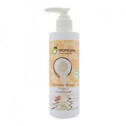 Кондиционер для волос на основе натурального кокосового масла Tropicana Coconut Conditioner - Summer Sense
